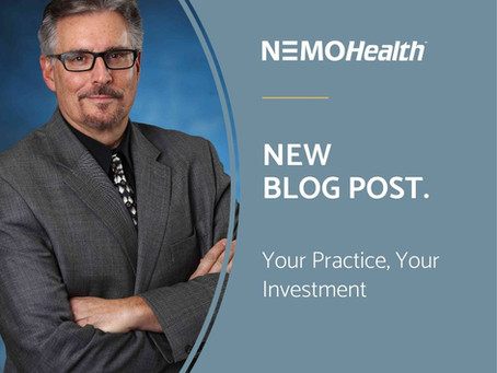 Your Practice, Your Investment