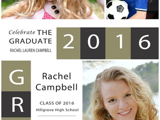 Class of 2016 - Graduation Announcements