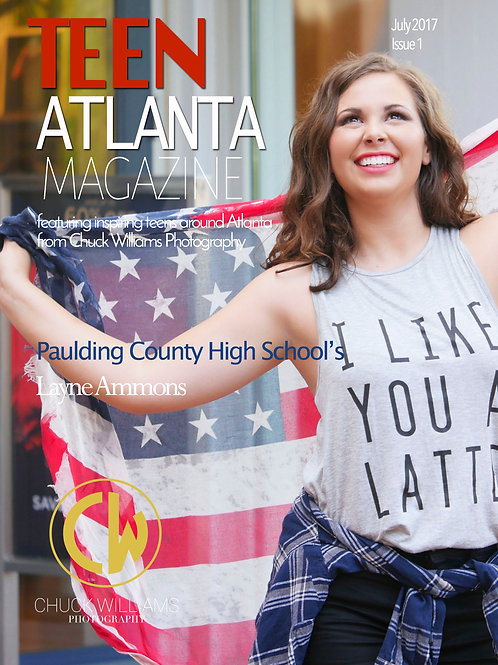 Teen Atlanta Magazine - The Premier MEGA Issue