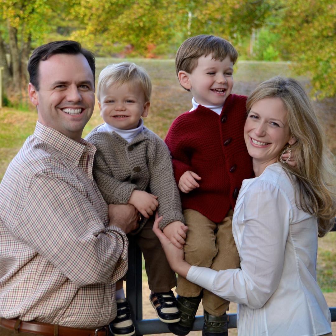 Marietta, Ga Family Portraits