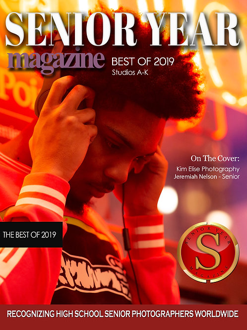 BEST OF 2019 - Studios A-K -- DIGITAL PDF