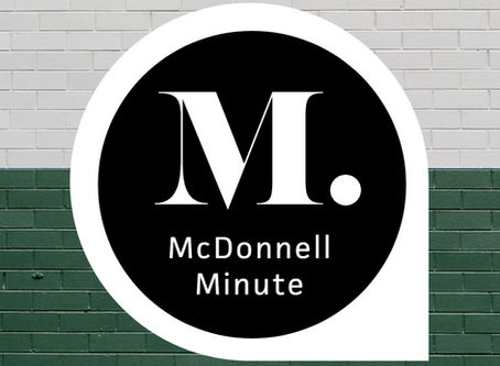 McDonnell Minute: Homebuying now - How's the WiFi??