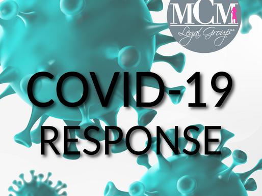 MCM Legal Group COVID-19 Response