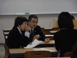 2015年度教育学科同窓会会員大会_講演ワークショップ総会6