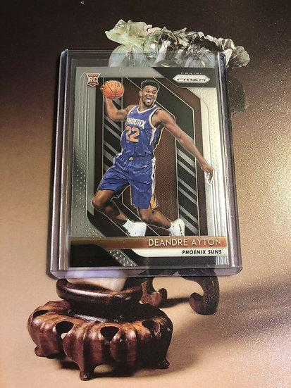 2018-19 Panini Prizm DeAndre Ayton Rookie Card RC Suns #279 Mint