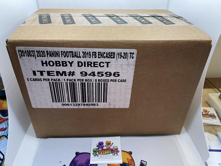 2019 Panini Encased Football Sealed Hobby 8 Box Case 🔥Kyler Murray RC Year!🔥