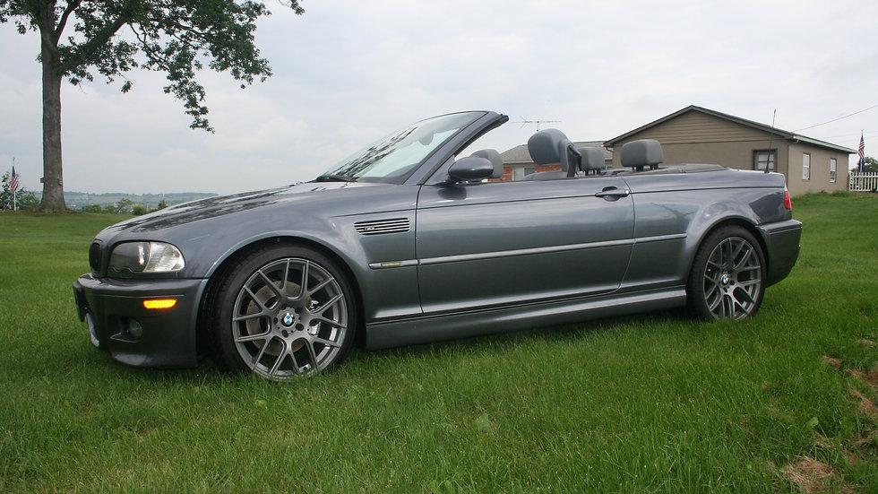 BMW 2002 E46 M3 Convertible