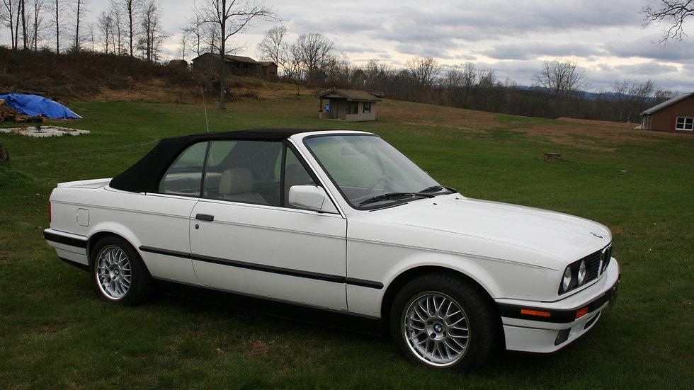 BMW 1992 318i Convertible