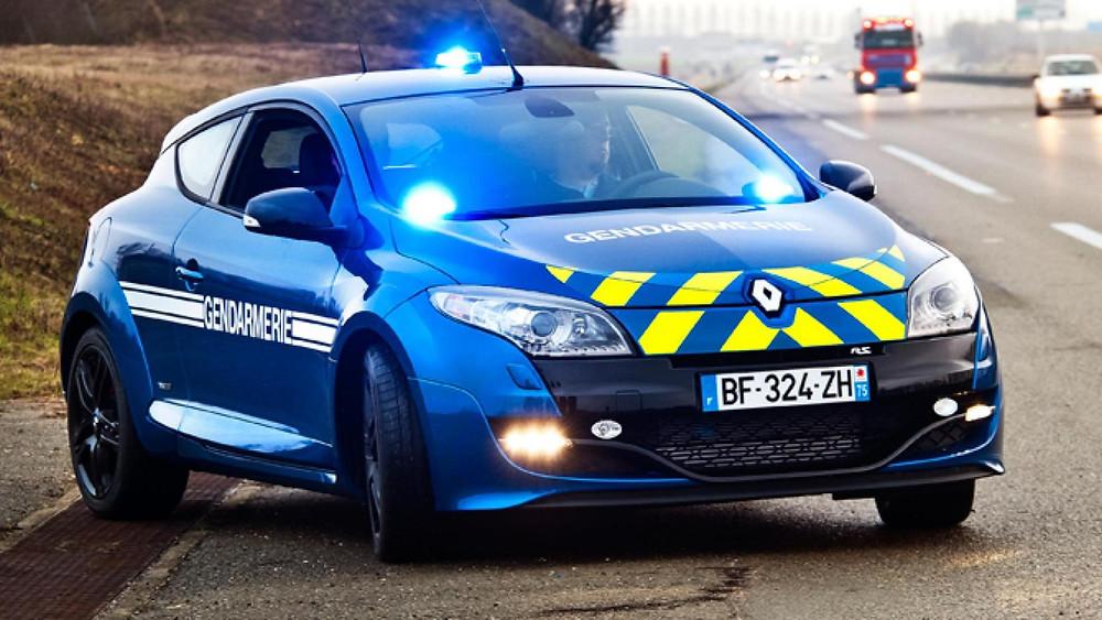 Politie wetgeving Frankrijk