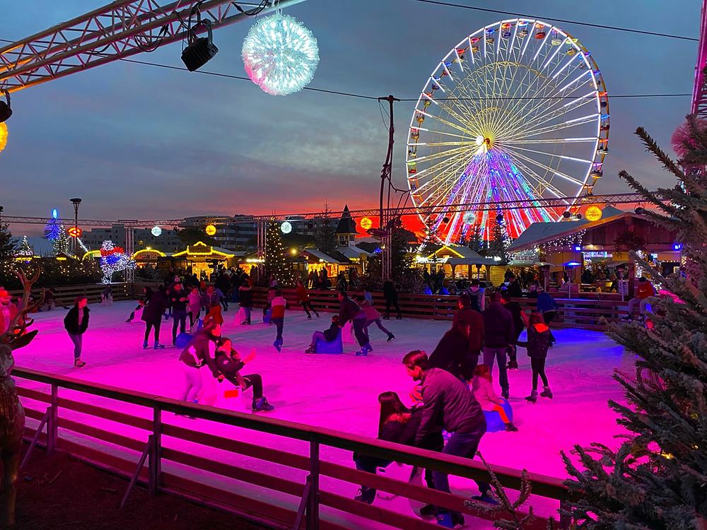 Kerstmarkt Le Barcares