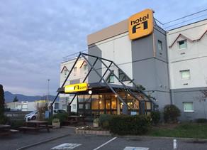 Fijne goedkope tussenstop in Clermont Ferrant