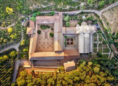 De abdij Fontfroide
