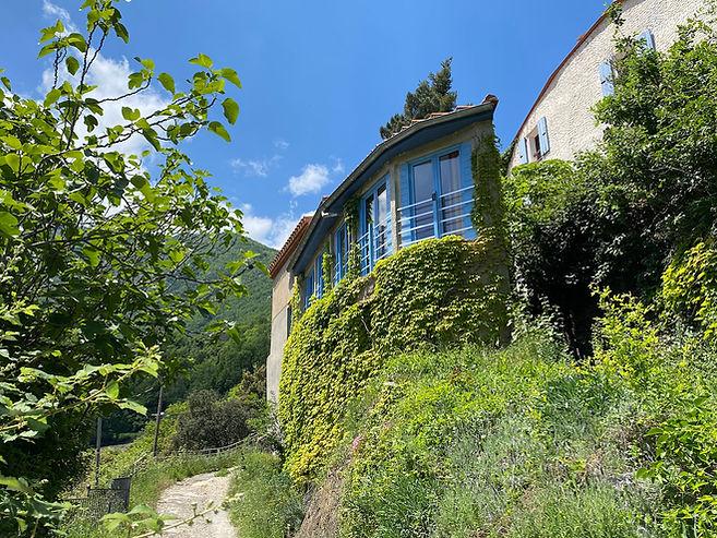 Facade Maison TiLLEY