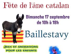 la fête de l'âne a Baillestavy