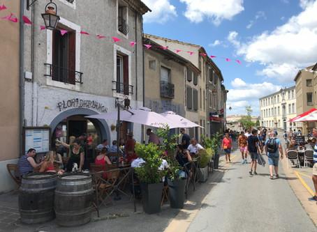 De cité van Carcassonne
