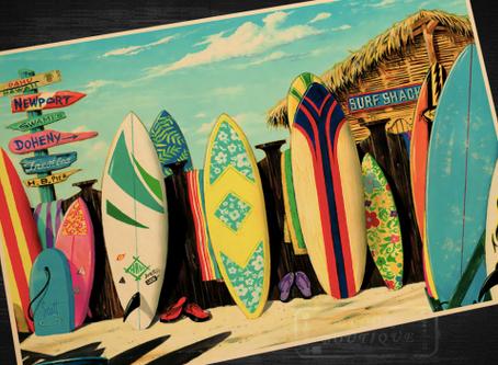 Surfer logies