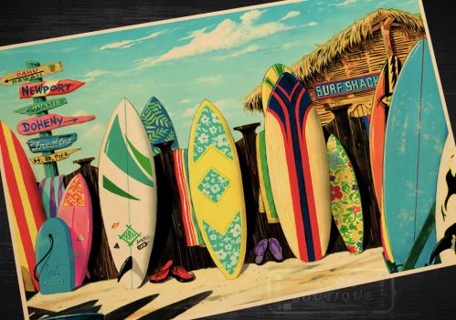 Surf vakantie Tilley France