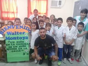 Biblioteca Futbolera Walter Montoya