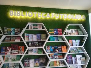Biblioteca Futbolera Conmebol