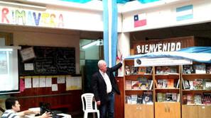 Biblioteca Futbolera Jorge Valdano