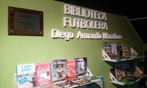 Biblioteca Futbolera Diego Armando Maradona