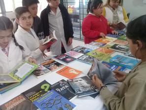 Biblioteca Futbolera Marcelo Larrondo