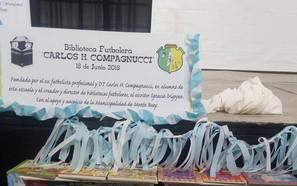 Biblioteca Futbolera Carlos Compagnucci