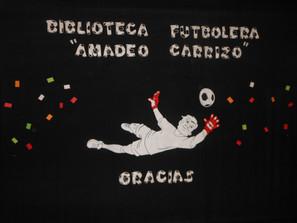 Biblioteca Futbolera Amadeo Carrizo