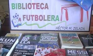Biblioteca Futbolera Héctor Zelada
