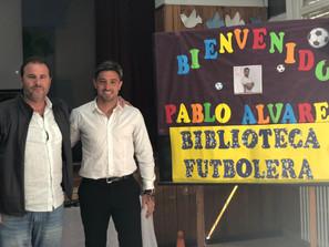 Biblioteca Futbolera Pablo Álvarez