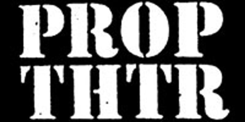 Theater Talk: Prop Thtr