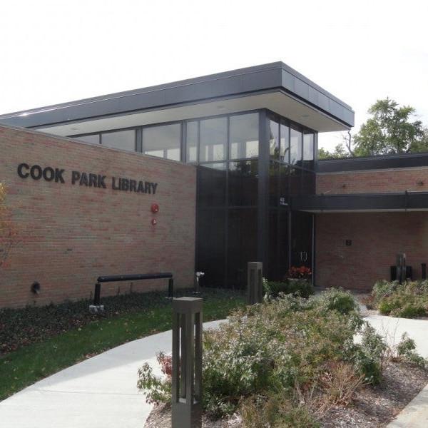 Cook Memorial Library, Libertyville