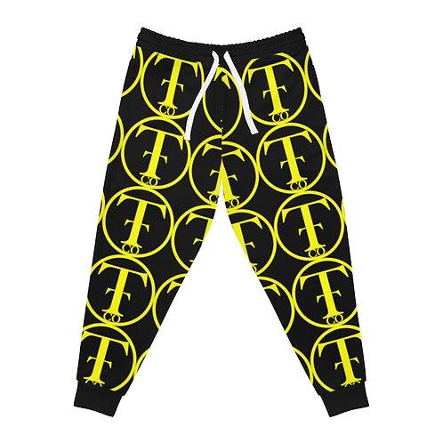 TNTCO Athletic Joggers (Yellow)
