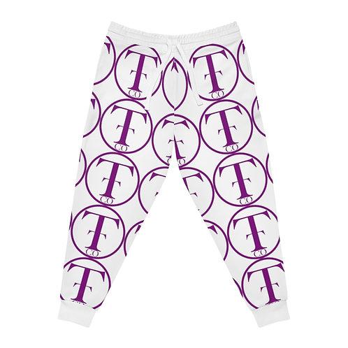 TNTCO Athletic Joggers (Purple)