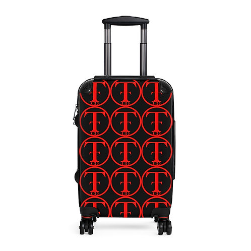 TNTCO Cabin Suitcase (Red)