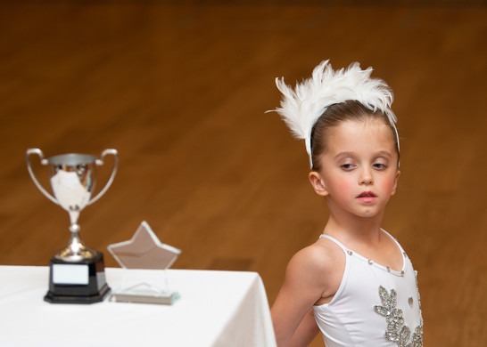 CHOREOGRAPHY COMPETITION /  BALLET SCHOOL LONDON