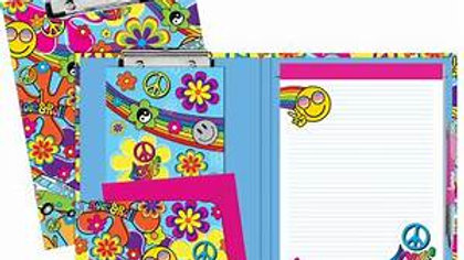 Hippie Love Clipboard
