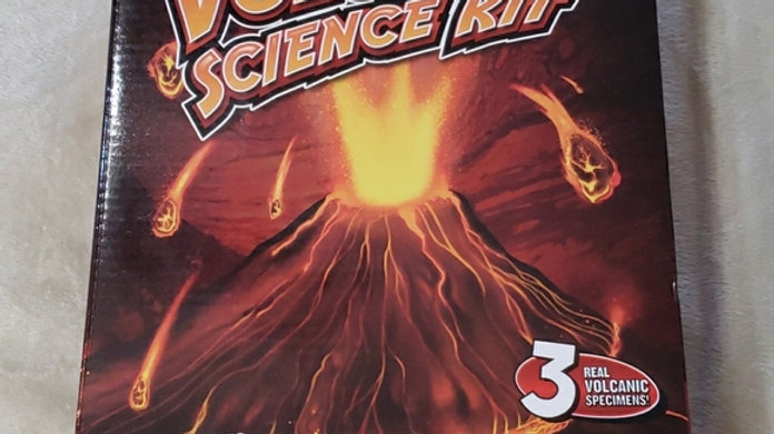 Dr Cool Ultimate Volcano Science Kit