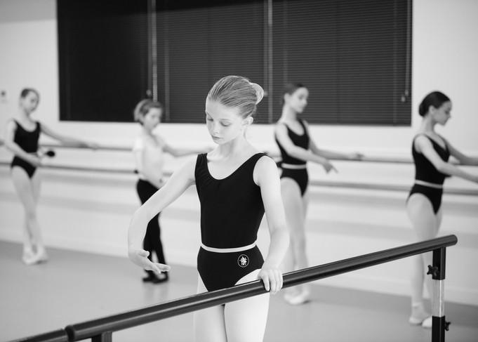 VOCATIONAL STUDENT/ NATALIA KREMEN BALLET SCHOOL