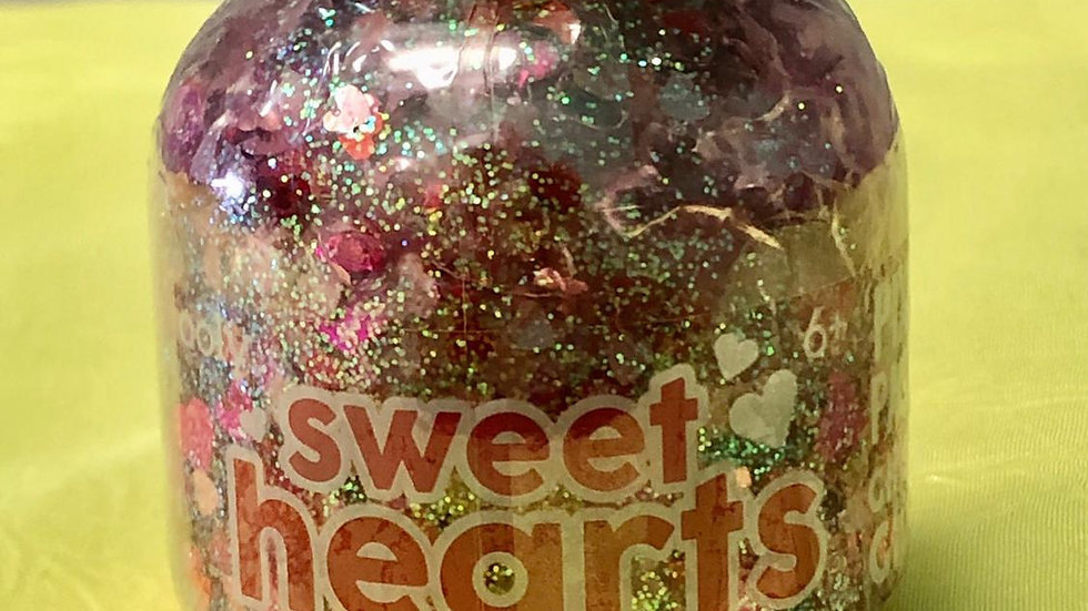 Pixie Paste Glitter Glues Sweet Hearts