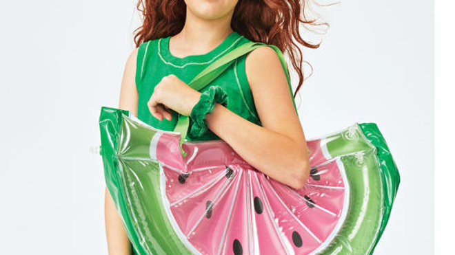 Inflatable Watermelon Tote Bag