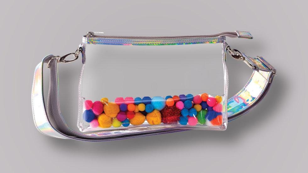 Pom Pom Belt Bag