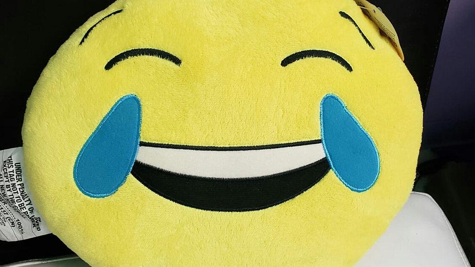 Laughing Emoji Pillow