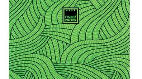 Make Notes: Fluorescente Diary - Neon Green