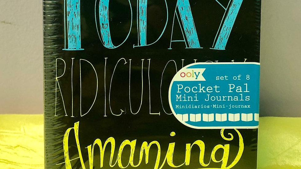 Mini Pocket Pal Journals : Quotations