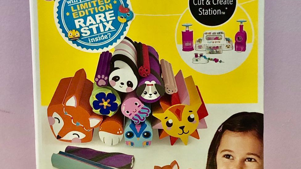 Cutie Stix Refill Stix Animals