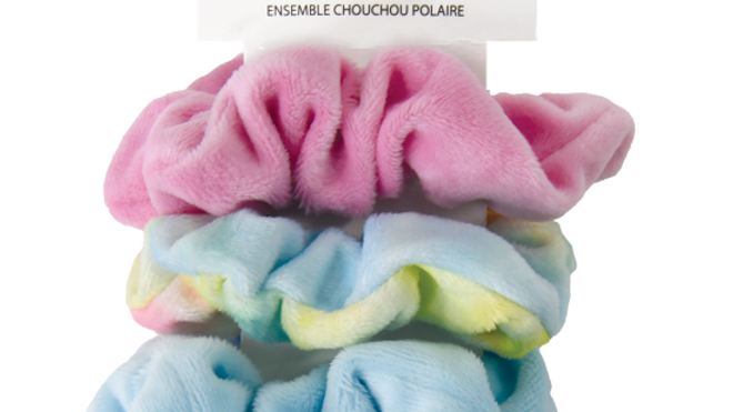 Tie Dye Scrunchie Set