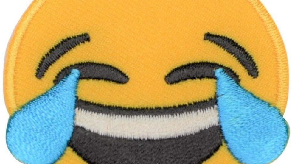 Laughing /Emoji Crying Patch