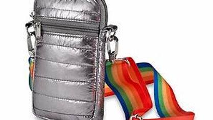 Puffer Cell Phone Bag
