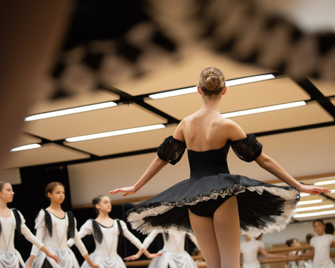 REHEARSAL / ALICE'S ADVENTURES IN WONDERLAND / NATALIA KREMEN BALLET SCHOOL